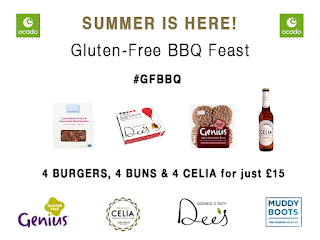 The UK's first Gluten Free BBQ Meal Deal on Ocado