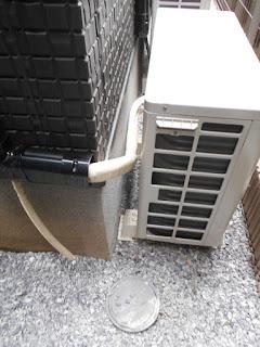激安エアコン工事の配管フォーム2