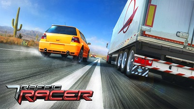 Traffic Racer Hack Mod Apk