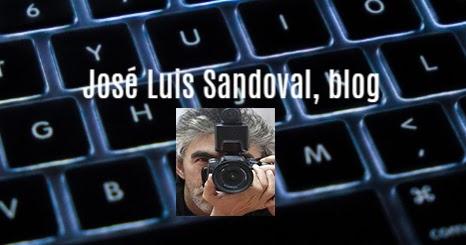 José Luis Sandoval, blog