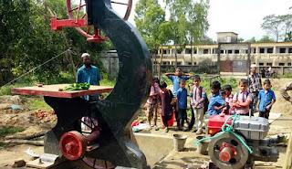 কানাইঘাটে বিরোধপুর্ণ ভুমিতে সমিল স্থাপন নিয়ে দু'পক্ষের মধ্যে উত্তেজনা
