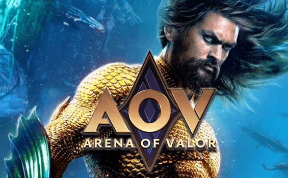 Hero Baru di AoV? Aquaman Menjadi Salah Satu Daftar Hero Baru Selanjutnya