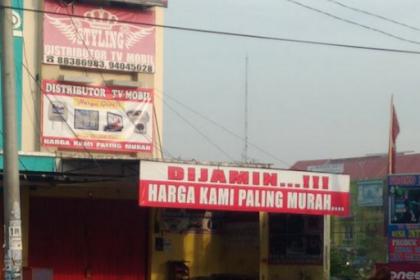 Distributor TV Mobil