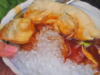 2 Resep Es Durian Kelapa Muda Alpukat Tanpa Kacang Merah Ketan Salju Sederhana Ganti Nan Lamo