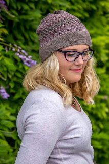 Zigzag Slouch Hat
