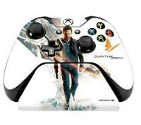 Microsoft XBOX ONE Quantum Break Controller Stand and Decal Skin