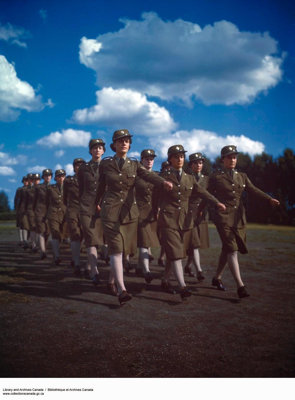 Canadian army uniform ww2