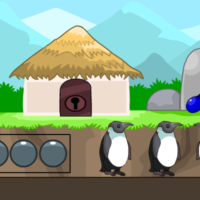G2L Penguin Land Escape