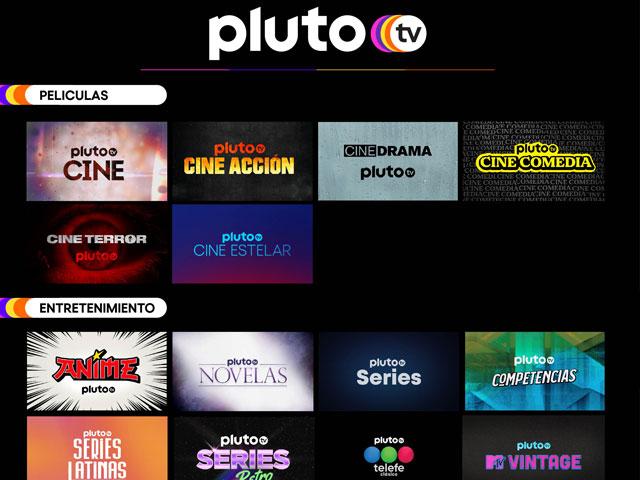 Pluto TV: la plataforma que ha empezado a ganar popularidad... en Venezuela
