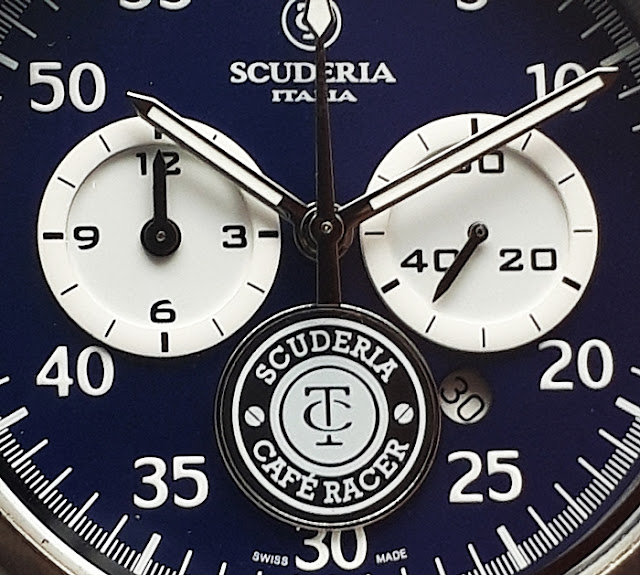 大阪 梅田 ハービスプラザ WATCH 腕時計 ウォッチ ベルト 直営 公式 CT SCUDERIA CTスクーデリア Cafe Racer カフェレーサー Triumph トライアンフ Norton ノートン フェラーリ CORSA コルサ CS20124
