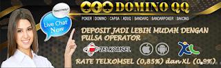 Situs Domino QQ Terbaru Terpercaya Di Indonesia