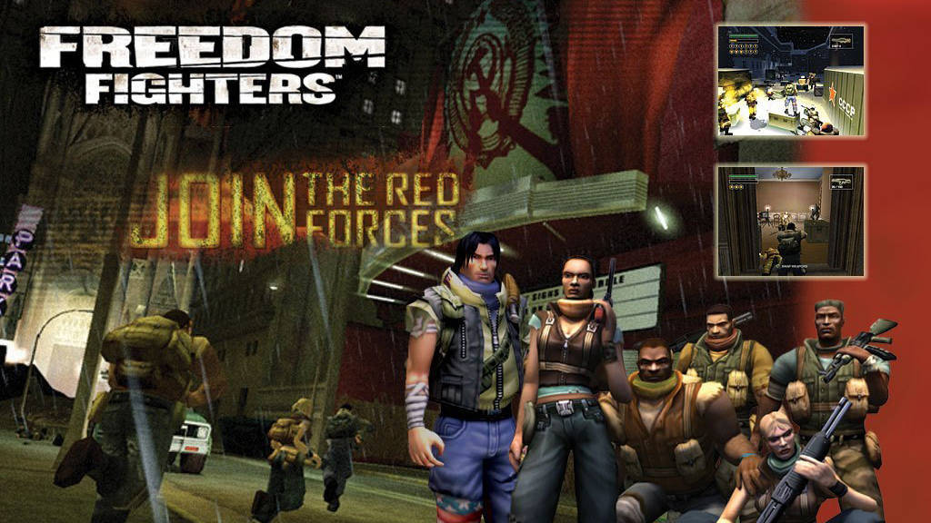 Freedom Fighters Pc Game Download