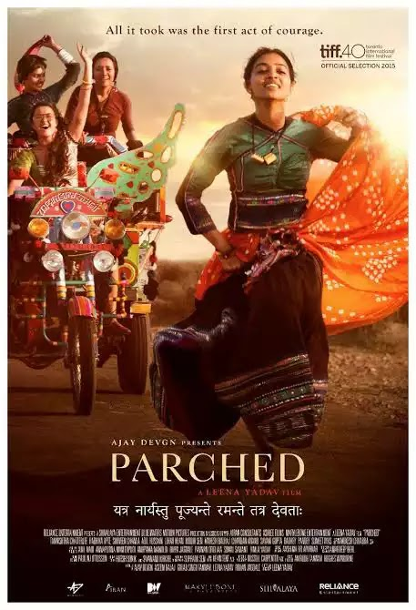 Parched (2015) Full Movie Bluray 480p 720p