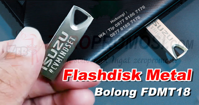 USB Metal Slim FDMT18, USB Metal Bolong, Flashdrive Metal Bolong, Flash Disk Metal Slim FDMT18, Flashdisk Tutup Botol, Usb Promosi jenis metal