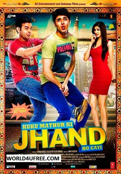 Kuku Mathur Ki Jhand Ho Gayi (2014) Hindi 720p DVDRip x264 950MB ESub
