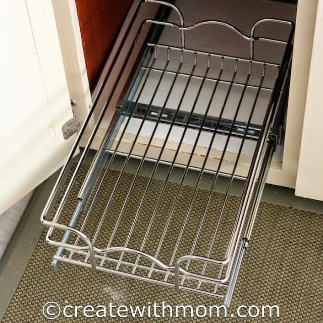 rev-a-shelf basket