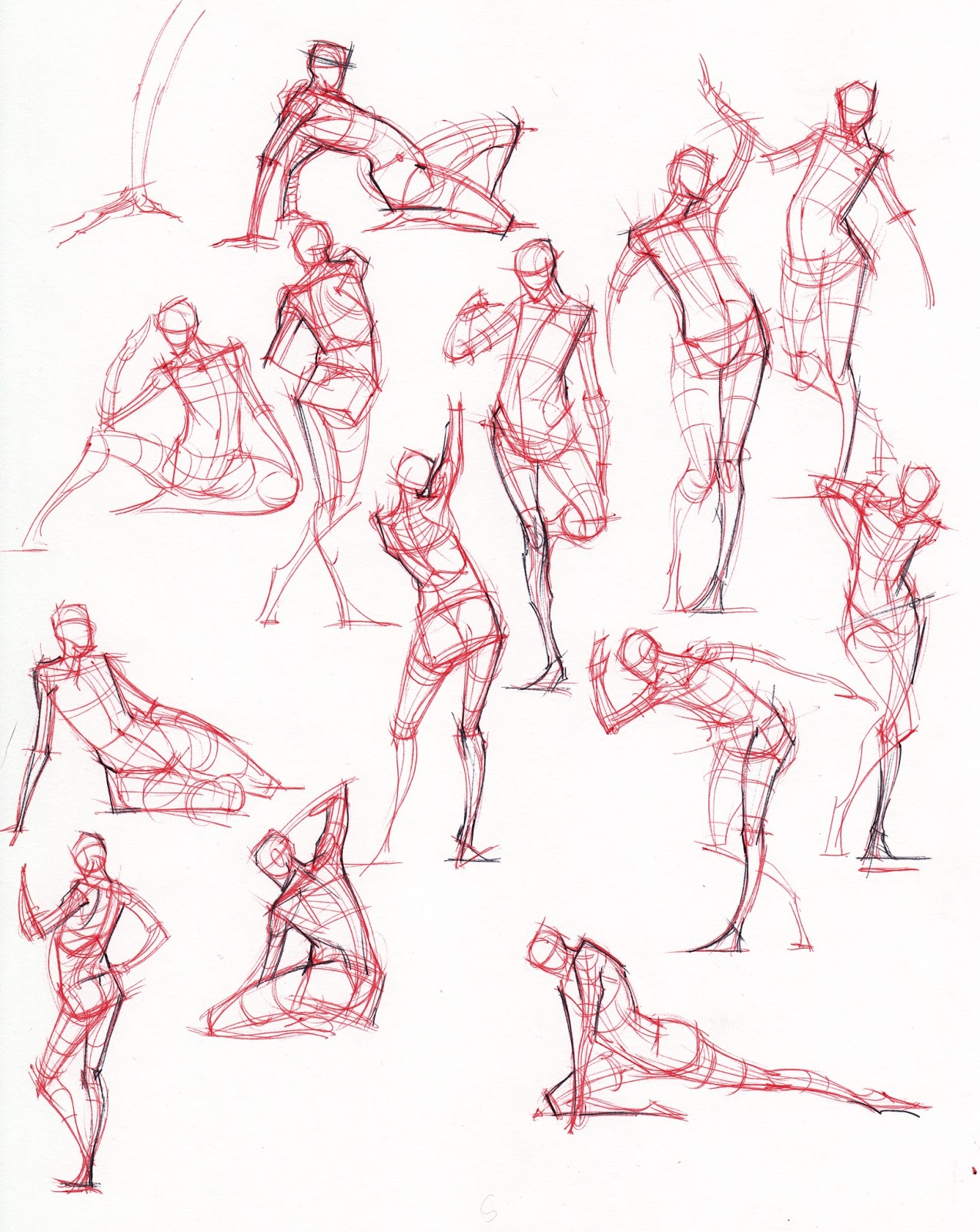 Figuredrawing Info News  Recent Sketches