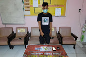 Diduga Edarkan Jenis Pil Tramadol Tanpa Izin JM Diciduk Anggota Sat Res Narkoba Polres Sumbawa Barat