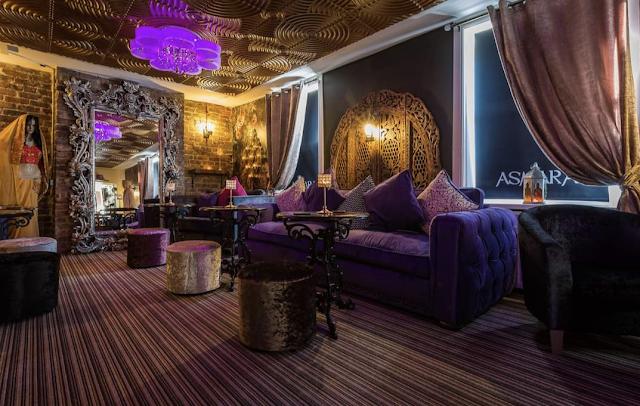 Asmara Blyth Review - cocktail lounge