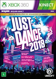 Just Dance 2018 PT-BR Xbox 360 Torrent