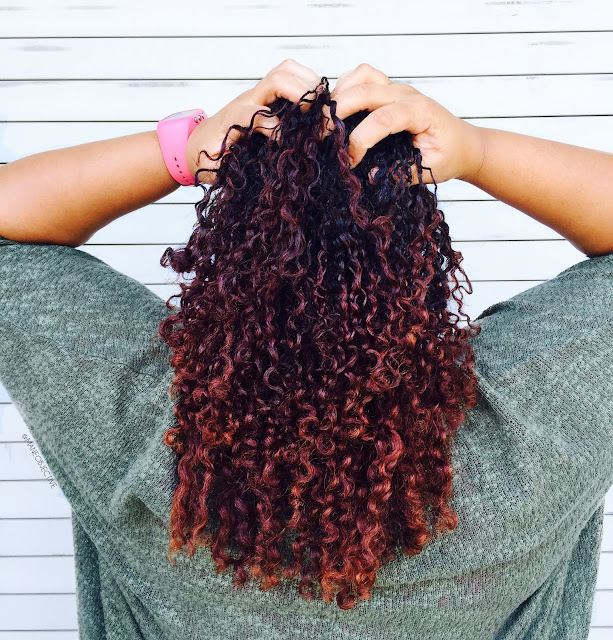 How to Get the Perfect Wash and Go Curls on Natural Hair