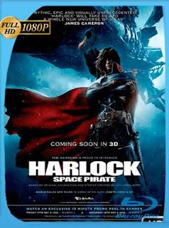 Capitan Harlock [2013] HD [1080p] Latino [GoogleDrive] SilvestreHD