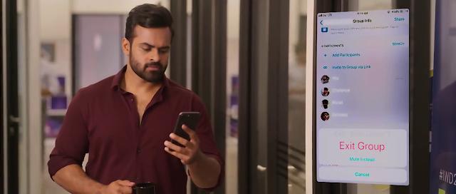 Solo Brathuke So Better 2020 Hindi Dubbed 720p HDRip