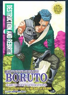Update! Read Boruto Manga Chapter 21 Full English
