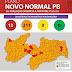 Paraíba tem 95% dos municípios em bandeira laranja na 26ª avaliação do Plano Novo Normal.