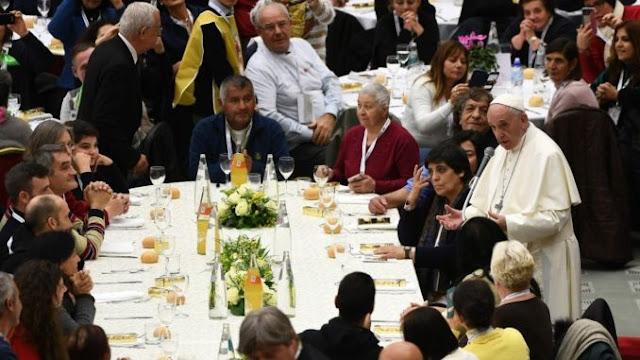 El Papa y otro mensaje para Macri: Escuchar el grito de los pobres, sofocado por el estruendo de los ricos + INFO