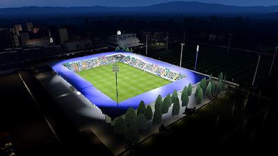 PES 2021 Stadium Estadio El Toralin