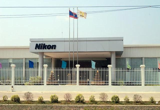 Nikon ປະເທດລາວ
