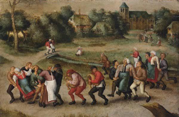 Kisah Wabah Dancing Mania, Penyakit Aneh di Eropa yang Bikin Orang Joget Sampai Mati