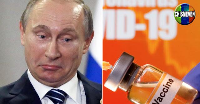 Estos son los efectos de la vacuna que aprobó Putin sin hacer los ensayos respectivos
