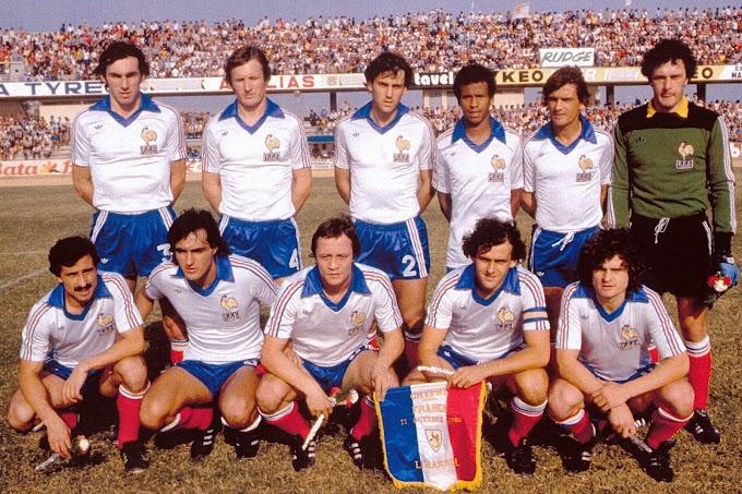 Chypre-FRANCE 1980.