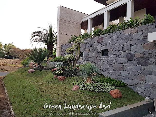 Jasa Tukang Taman Subang Harga Pembuatan Taman di Subang