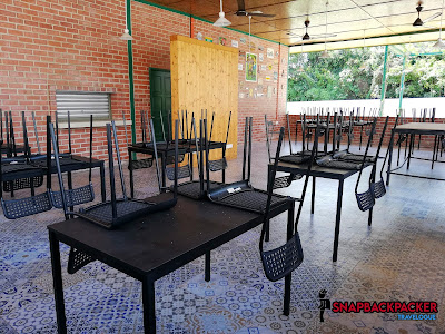 Kafe Dalam Masbro Village