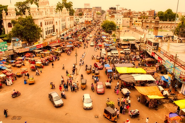 Tourist Places and Monuments of Hyderabad