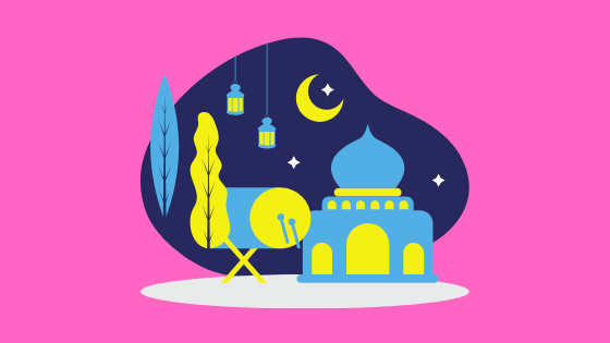 Kartu Ucapan Selamat Hari Raya Idul Fitri dalam Bahasa Inggris