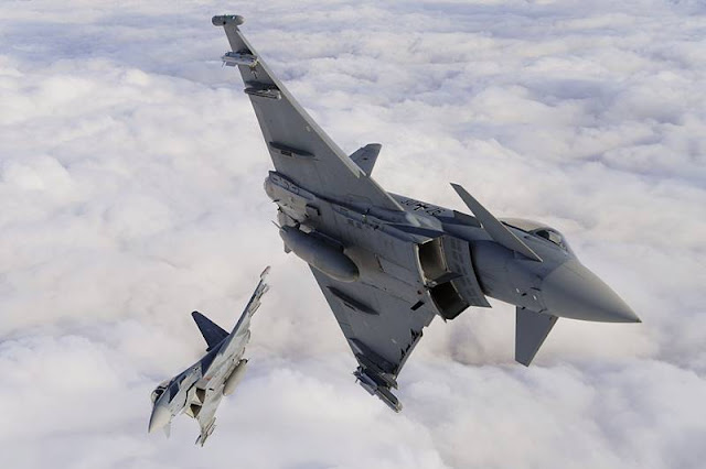German parliament approves purchase 38 Eurofighter