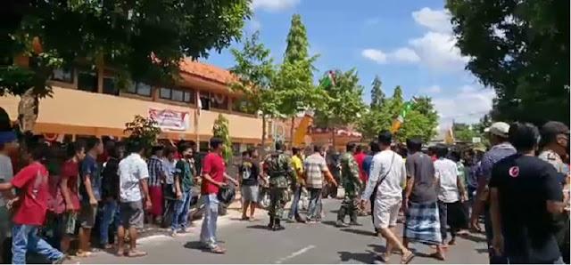 Wartawan Dikeroyok Massa di Sumenep, Begini Kata Polisi