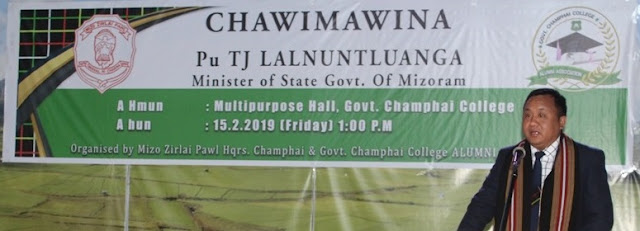 TJ LALNUNTLUANGA CHAWIMAWI