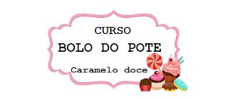 BOLO NO POTE