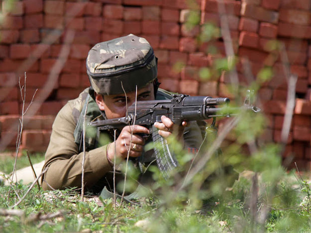 Gunbattle Breaks Out Between Militants And Indian Security Forces