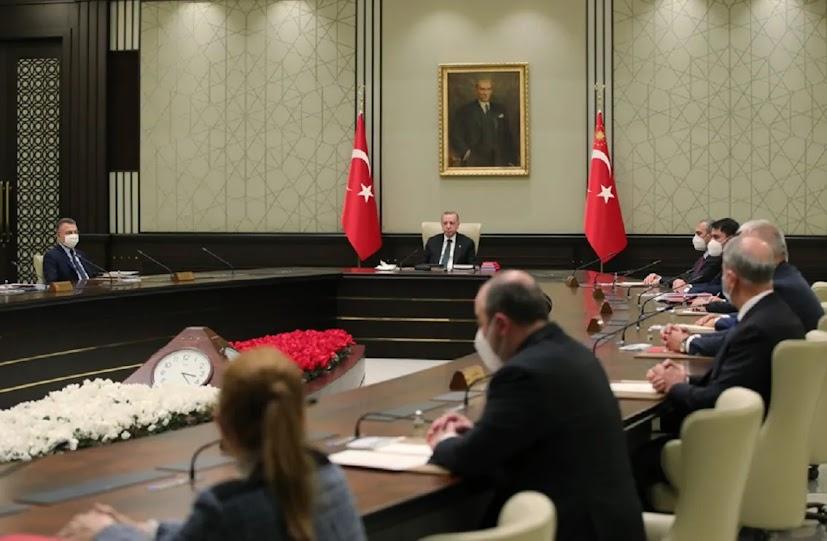 Οι επτά κινήσεις του Ταγίπ Ερντογάν
