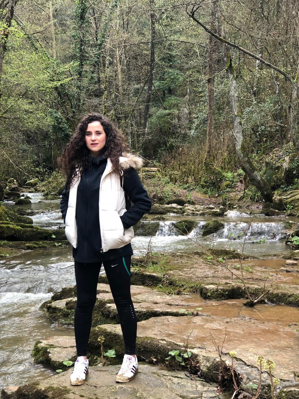 Hacıllı Şelalesi Trekking Parkuru