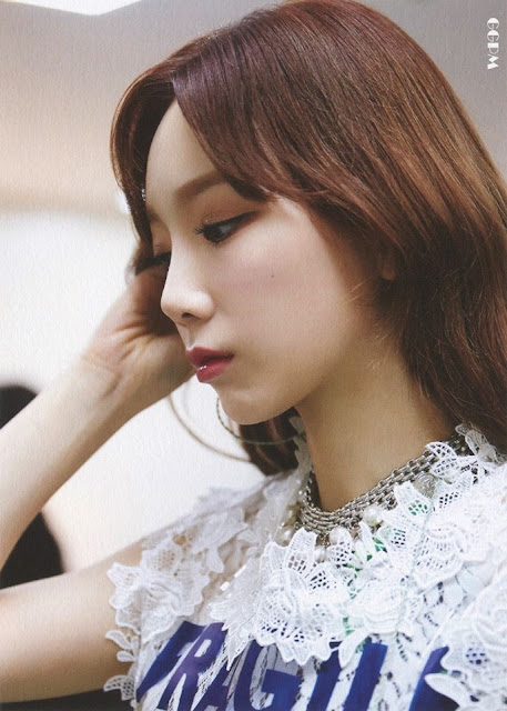 taeyeon the unseen scans