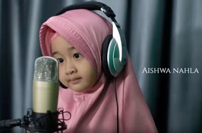 Lirik Lagu Bunda - Aishwa Nahla Karnadi (Acoustic Cover Mayada)