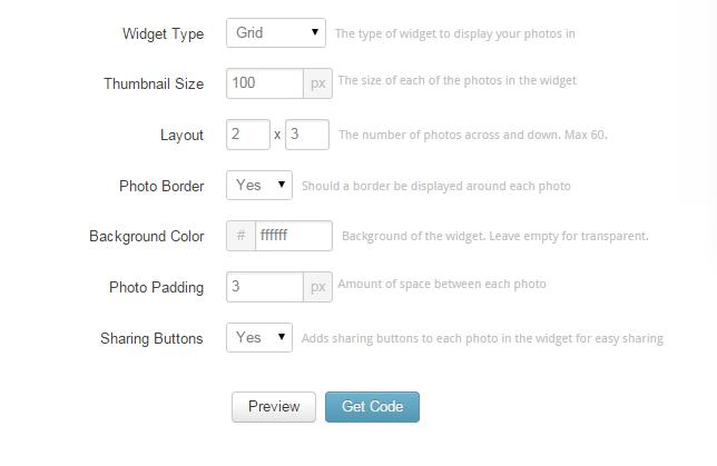 instagram resimlerini blogger da tablo olarak ekleme