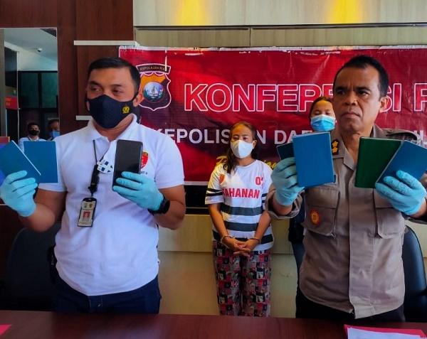 6 PMI Ilegal di Tanjung Riau Batam, Berhasil Diamankan Ditreskrimum Polda Kepri